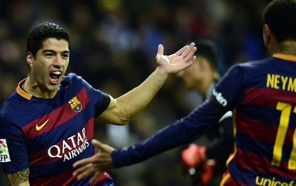 Барселона деклассировала Спортинг
