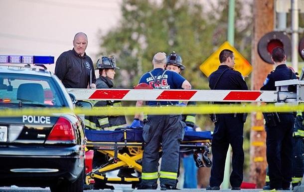 ДТП с автобусом в Калифорнии: более 20 пострадавших