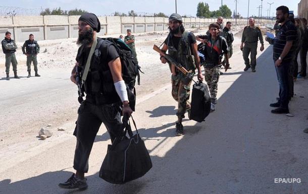 Оппозиция Сирии отказывается от переговоров с РФ