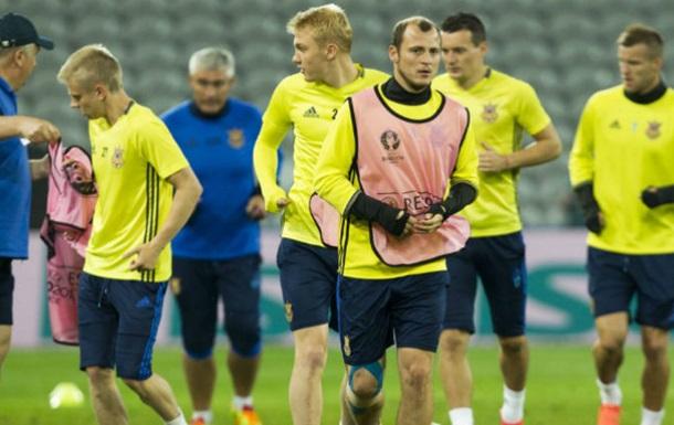 Украина сыграет с Косово при зрителях