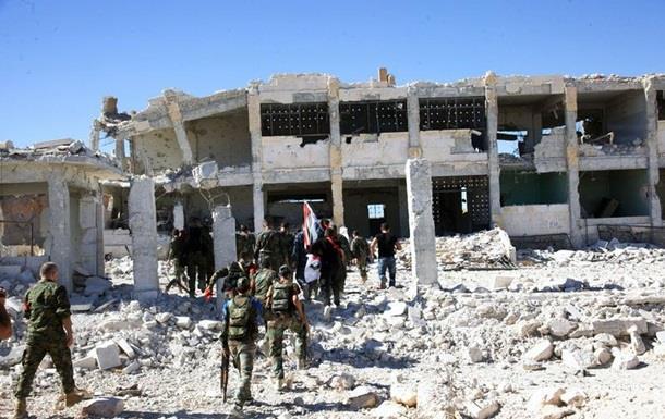 Москва: Восстановить мир в Сирии почти невозможно