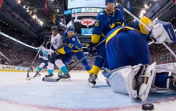 Сборная Европы сенсационно одолела шведов ивышла вфинал Кубка мира