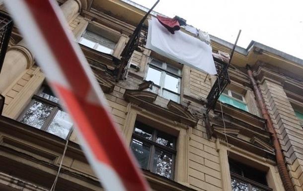 В Одессе скончалась пострадавшая от обвала балкона