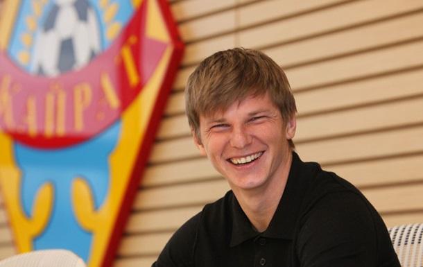 Андрей Аршавин забил гол-шедевр за«Кайрат»