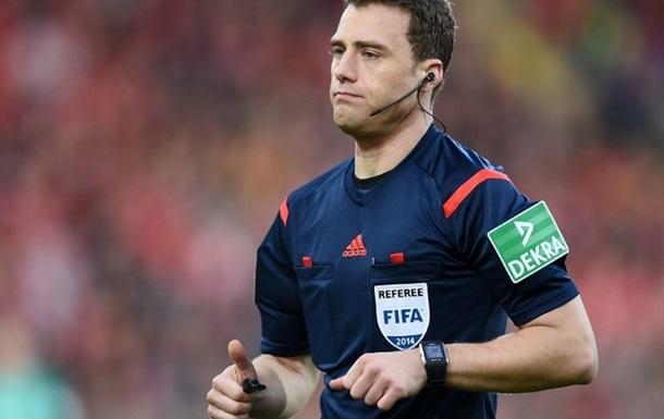 Матчи с участием Динамо и Шахтера будуть судить немцы