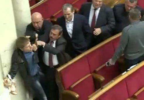 Гончаренко и сухари, или новые методы борьбы БПП с ОппоБлоком