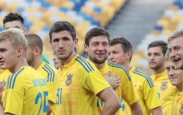 Сборная Украины сыграет с Косово на стадионе Краковия