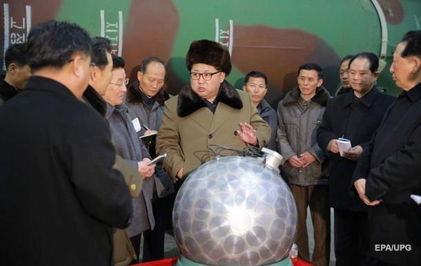 КНДР отчиталась о завершении разработки ядерного оружия