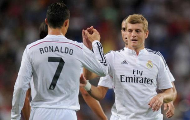 Кроос: Лишь Зидан решает, заменить Роналду или нет