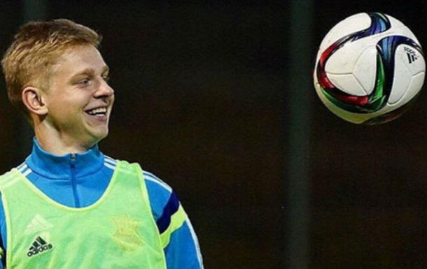 Зинченко попал в заявку ПСВ на матч Лиги чемпионов