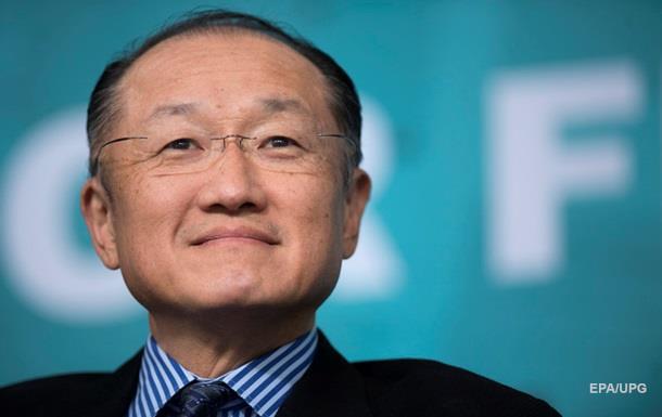 Всемирный банк переизбрал своего президента