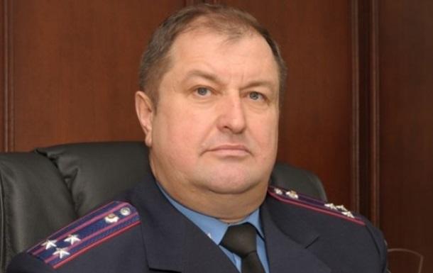 В Москве задержан экс-глава ГАИ Киева - СМИ