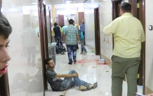 BBC показала бомбардировки Алеппо и их последствия