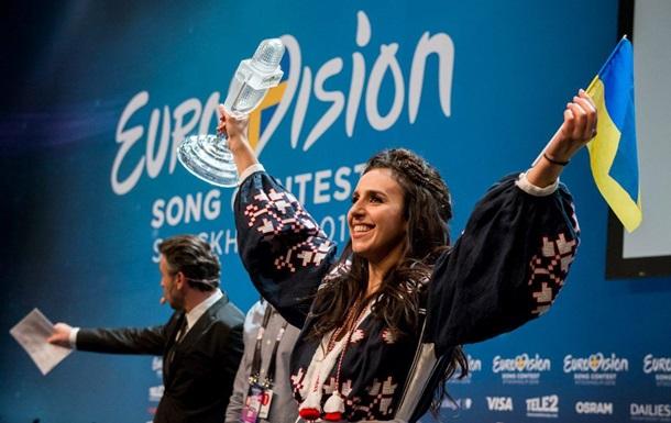 Киев ожидает получить отпроведения Евровидения 600 млн грн