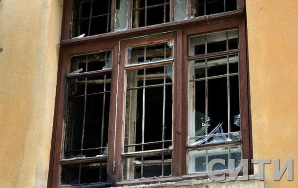 В Измаиле подожгли архив документов на регистрацию недвижимости