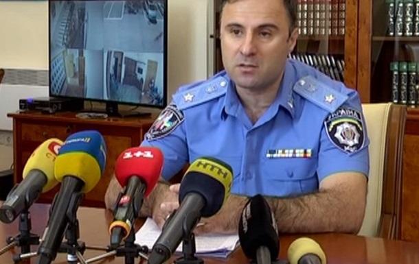 Суд Грузии заочно арестовал главу Одесской полиции