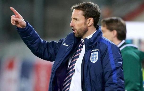 Саутгейт будет временно руководить сборной Англией