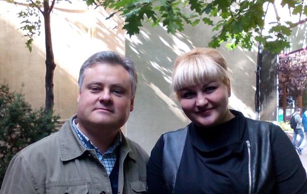 Робоча зустріч Олега Верника з капітаном поліції та профспілковцем Анною Лосєвою