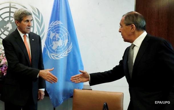 Россия готова сотрудничать с США по Сирии