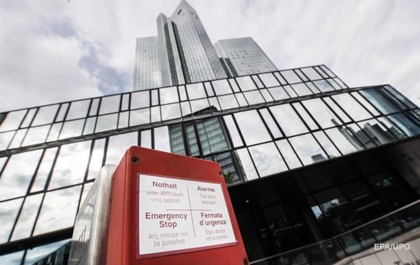 Минфин Германии не планирует спасать Deutsche Bank
