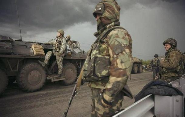 Аваков: За время АТО погибли 189 бойцов Нацгвардии