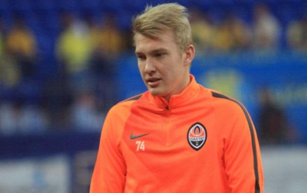 Коваленко номинирован название лучшего юного игрока Европы