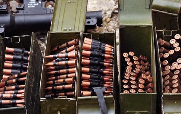 В Грузии нашли оружейные схроны времен Саакашвили