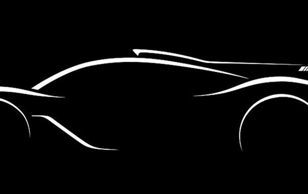 Мерседес выпустит серийный автомобиль с двигателем от болида Формулы-1