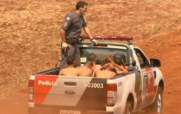 Из бразильской тюрьмы сбежали 200 заключенных