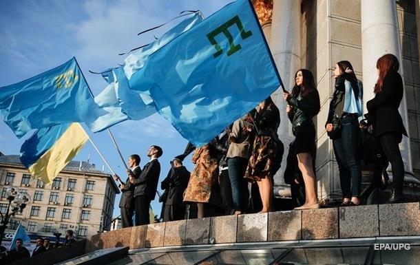 Украина отреагировала на запрет Меджлиса в России
