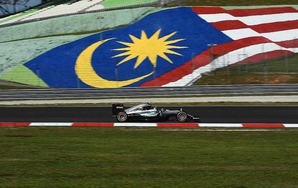 Формула-1. Гран-при Малайзии. Росберг — лучший в первой тренировке