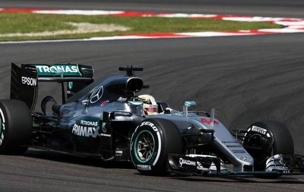Формула-1. Гран-при Малайзии. Хэмилтон — лидер второй тренировки