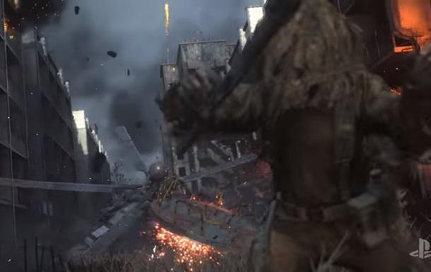 В новом трейлере Call of Duty показали ядерный взрыв