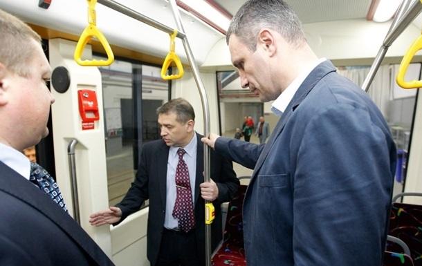Кличко про тріщину в метро: це спекуляція