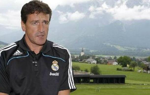 Испанец Педро Харо - тренер вратарей сборной Украины