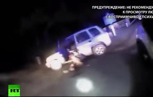 В США обнародовано видео убийства копами ребенка