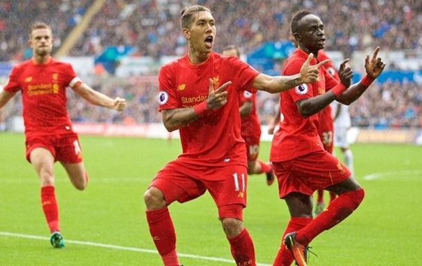 АПЛ. Ливерпуль вырывает победу у Суонси