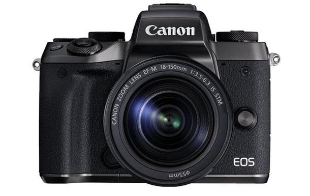 Canon EOS M5, параметры, эргономика, первые впечатления