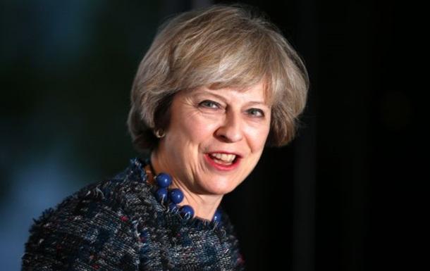 Мэй: Британия начнет выход из ЕС до апреля