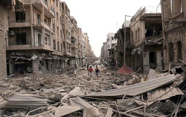 ООН и ЕС предлагают отправить гумконвой в Алеппо