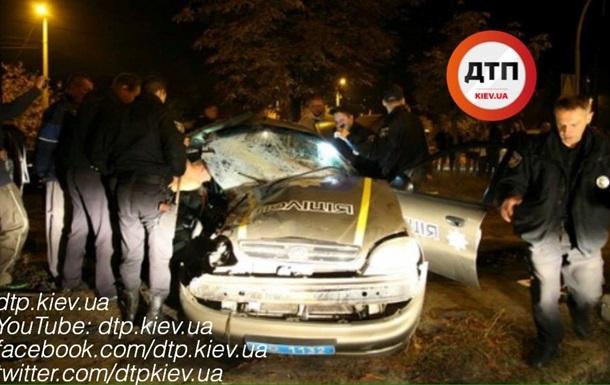 У ДТП під Києвом загинули двоє поліцейських