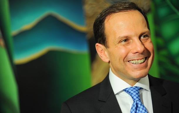 Мэром крупнейшего города Бразилии стал бизнесмен