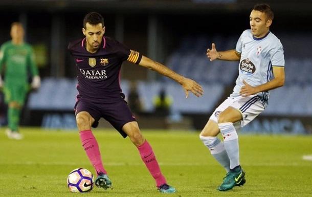 Сельта - Барселона 4:3. Обзор матча