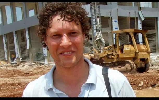 В Ливии погиб голландский журналист
