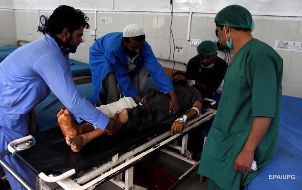 В Афганистане прогремел взрыв, есть погибшие