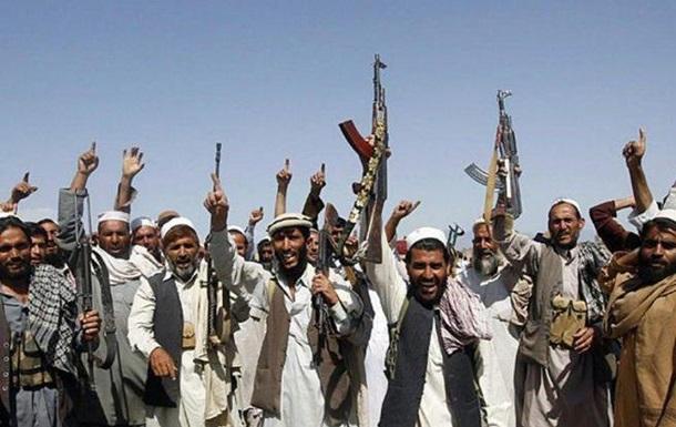 Талибан начал наступление на севере Афганистана