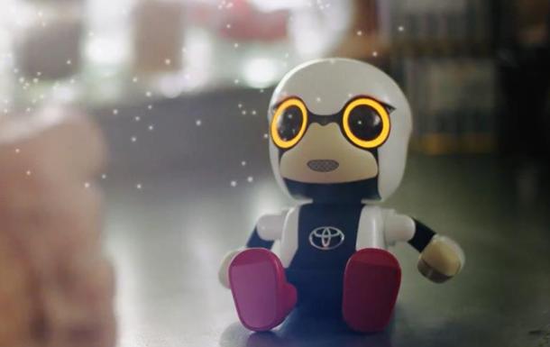 В Японии создан робот-ребенок для бездетных пар