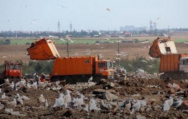 В Винницу нелегально свозят львовский мусор – ОГА