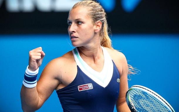 Рейтинг WTA. Украинки улучшают позиции, Цибулкова впервые в десятке