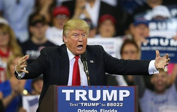 Клинтон обгоняет Трампа на5% вопросе CNN